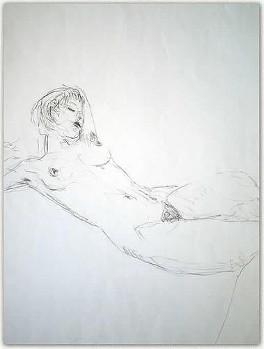 Artist: Solomon Cohen Title: Artist\'s Wife