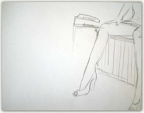 Artist: Solomon Cohen Title: The Call